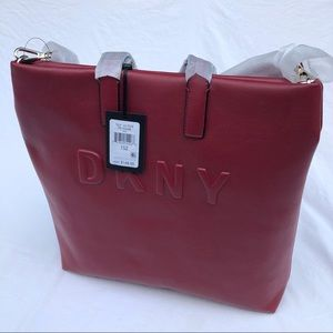 DKNY Tilly Large Tote Scarlet Red